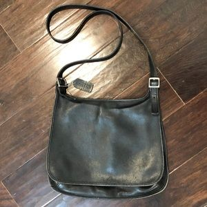 COACH / black crossbody